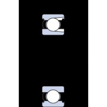 40 mm x 80 mm x 18 mm  SKF 208-Z deep groove ball bearings