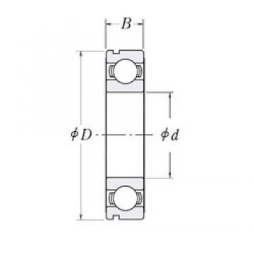 160 mm x 220 mm x 28 mm  CYSD 6932N deep groove ball bearings