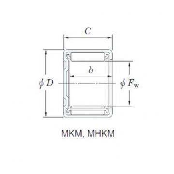 KOYO MKM3520 needle roller bearings